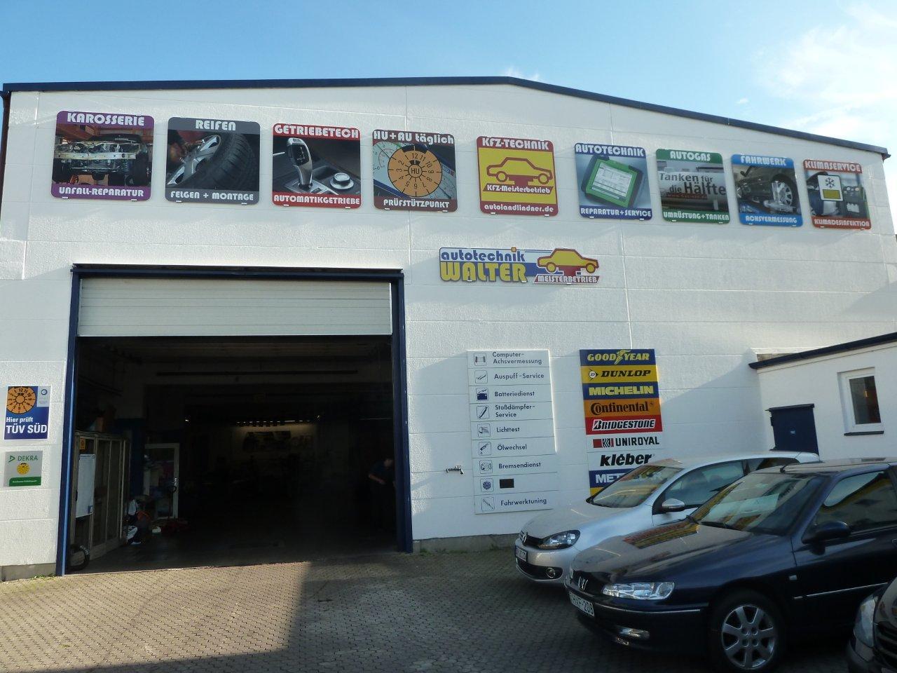 Autowerkstatt Autoland Walter Freising München | Autoservice